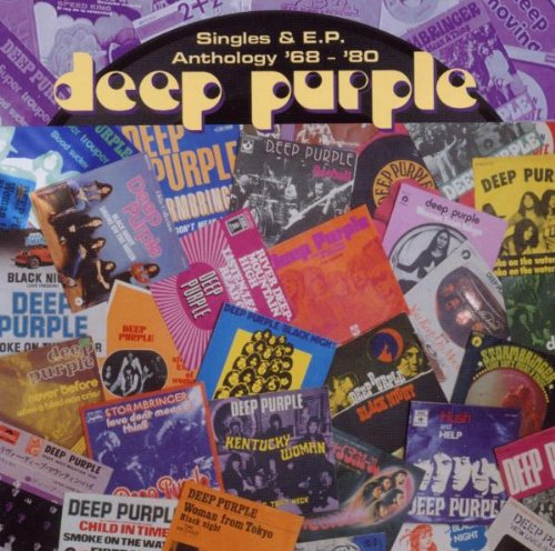 Deep Purple - Anthology (CD 1) - Zortam Music