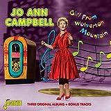 Girl from Wolverton Mountain, Three Original Albums & Bonus Tracks