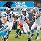 2013 Carolina Panthers TEAM Wall Calendar at Amazon.com