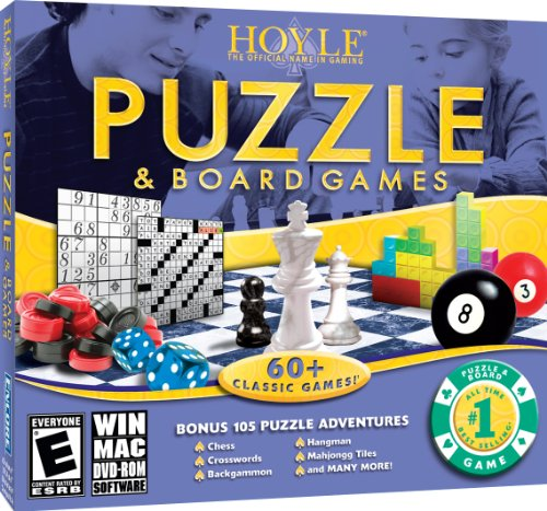 Hoyle Puzzle Games 2008 - PC (Pc Puzzle Games compare prices)