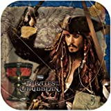 Pirates of the Caribbean 4 - Shaped Dinner Plates