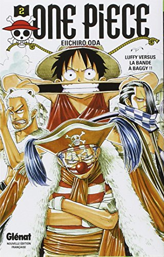 One Piece - Édition originale Tome: 02 - Luffy versus la bande à Baggy !! (One Piece Edition Originale)