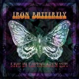 Live in Copenhagen 1971 by Iron Butterfly (2014-08-19)