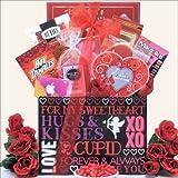 iValentine Fun: Valentine s Day Gift Basket for Tweens and Teens,3 Pound