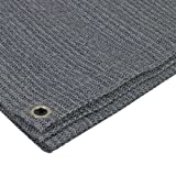 Deluxe Awning Carpet Charcoal Groundsheet Mat 2.5m x 3m Caravan Motorhome