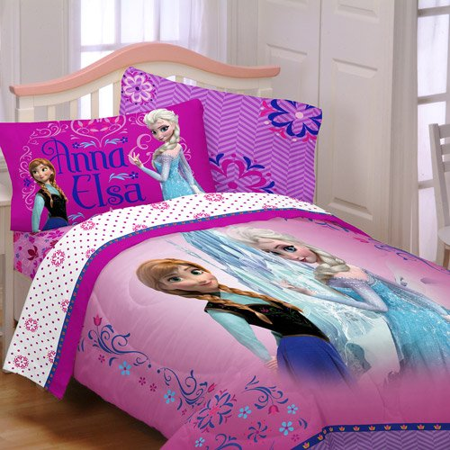 Disney Frozen Twin / Full Comforter (72
