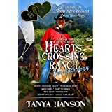 Hearts Crossing Ranch: The Anthology: A Collection of 8 Christian Romance Novellas