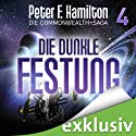 Die dunkle Festung (Die Commonwealth-Saga 4) Audiobook by Peter F. Hamilton Narrated by Oliver Siebeck