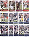 New England Patriots - 2016 Score Football 14 Card Team Set w/ Rookies (PLUS 1 Special Insert Card)