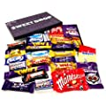 Kids Super 16 Bar Chocolate Treasure Box (Super Mini Letterbox)