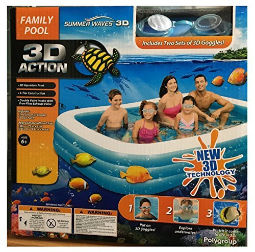 Summer Waves Family Pool 3D Action by PolyGroup günstig kaufen