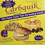 Carbquik Baking Mix Now in a 3 lb. Box