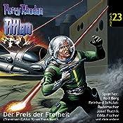 Atlan - Der Preis der Freiheit (Perry Rhodan Hörspiel 23, Traversan-Zyklus 9) | Frank Borsch
