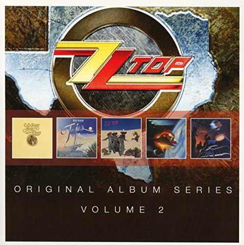 Original Album Series Vol. 2 (5 CD)