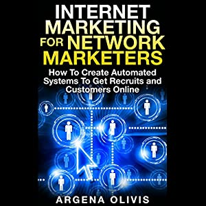Internet Marketing for Network Marketers Audiobook