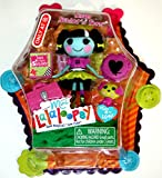 lalaloopsy scraps stitched n sewn mini 3 inch exclusive doll