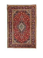 Eden Carpets Alfombra M.Kashan Rojo/Multicolor 293 x 196 cm