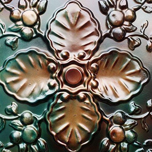 pl19en peinture vieilli gaufrage 3D Dalles de plafond Panneaux muraux décoration fond photosgraphie 10pieces/Lot