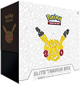 TCG: Generations Elite Trainer Box Card Game