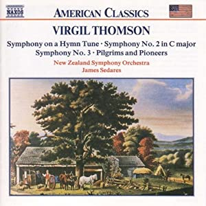 Virgil Thomson: Symphony No 1-3