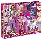 Barbie-CDM12-Fashion-Activity-Set