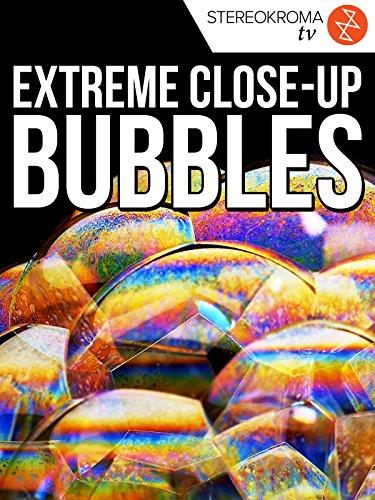 Clip: Extreme Close-Up: Bubbles