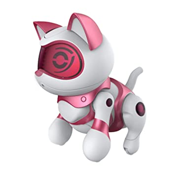 Splash Toys - 30646 - Teksta -New Born Kitty - Bébé chat Robot interactif