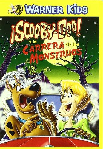 scooby-doo-y-la-carrera-de-los-monstruos-import-dvd-2002-ray-patterson