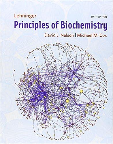 Lehniger principles of biochemistry