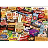 Gibsons Sweet Memories of the 1970's jigsaw puzzle. (1000 pieces)by Gibsons Games
