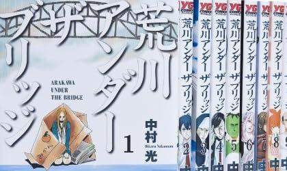 荒川アンダー ザ ブリッジ コミック 1-12巻 セット (ヤングガンガンコミックス)
