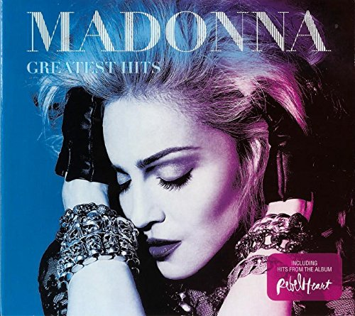MADONNA GREATEST HITS [2CD][Digipak][Import]