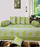 Zesture diwan-e-khaas cotton 8 piece diwan set