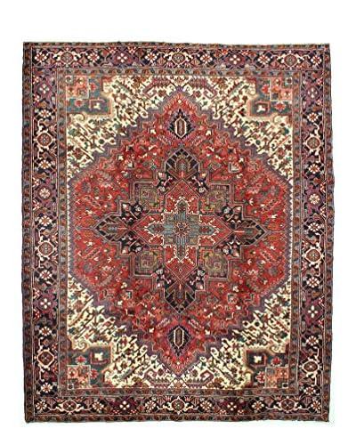 Bashian One-of-a-Kind Persian Heriz Rug, Rust, 8' 7 x 10' 7