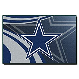 Dallas Cowboys NFL Tufted Rug (Cosmic Series) (59