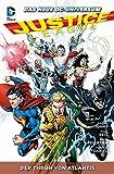 Justice League: Bd. 3: Der Thron von Altantis