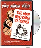 The Man Who Came to Dinner [Region 2] by William Keighley, Bette Davis, Ann Sheridan, and Jimmy Durante (DVD)