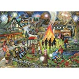 "1000 Piece Jigsaw Puzzle - Autumn Green ""NEW JULY 2014"""