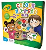 Crayola Colour Mix-a-roo Game