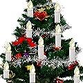 FiveBull Set of 10 Pcs Flameless Candles