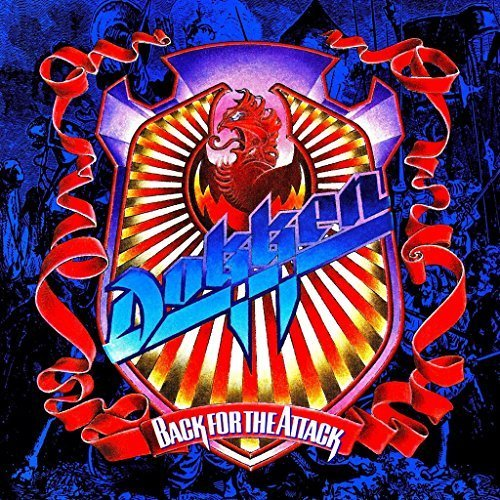 Back for the Attack by DOKKEN (2015-05-05)