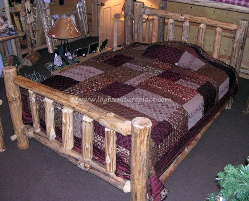 Pine Lake Standard Log Bed Kit
