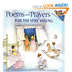Poems and Prayers for the Very Young (Pictureback(R)) by Martha Alexander