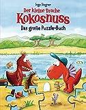 Der kleine Drache Kokosnuss - Das große Puzzle-Buch: Mit 6