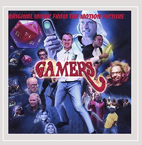Kevin Sherwood and Tom Hite - Original Music From the Motion Picture Gamers