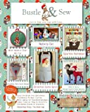 Helen Dickson Bustle & Sew Magazine December 2013: Issue 35