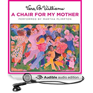 A Chair For My Mother Audible Audio Edition