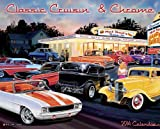 Classic Cruisin & Chrome 2014 Wall Calendar