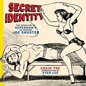 "Cover of ""Secret Identity: The Fetish Art..."