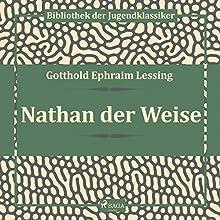 Nathan der Weise Hörbuch von Gotthold Ephraim Lessing Gesprochen von: Hans Eckhardt